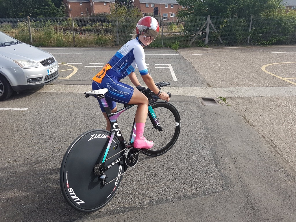 Claire Steels - Cycling
