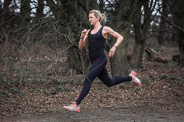 Steels Fitness - Claire Running