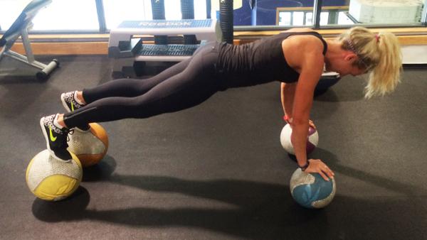 Steels Fitness Balance