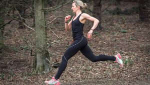Claire Steels Running